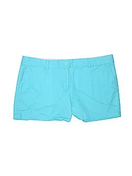 Ann Taylor LOFT Khaki Shorts Size 18 (Plus)