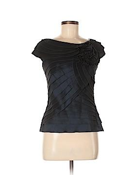 Tadashi Short Sleeve Blouse Size 8 (Petite)