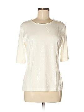 St. John Sport Short Sleeve Top Size M