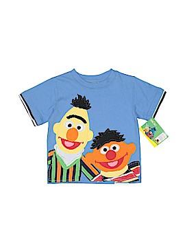 Sesame Street Short Sleeve T-Shirt Size 3T