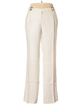 Tory Burch Linen Pants Size 12