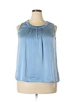 Talbots Sleeveless Silk Top Size 18 (Plus)