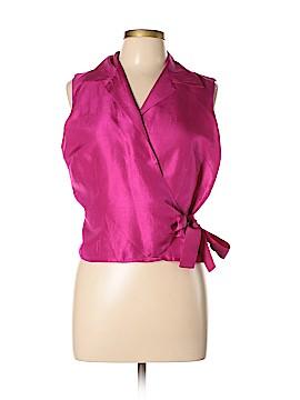 ICE Silk Blazer Size L