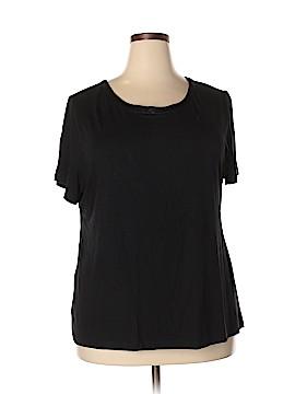 Alfani Short Sleeve T-Shirt Size 3X (Plus)