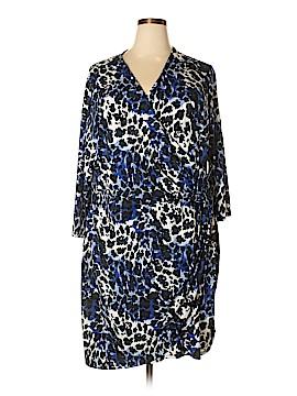 Jaclyn Smith Casual Dress Size 3X (Plus)