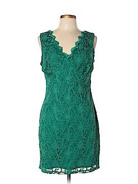 Jump Apparel Casual Dress Size L