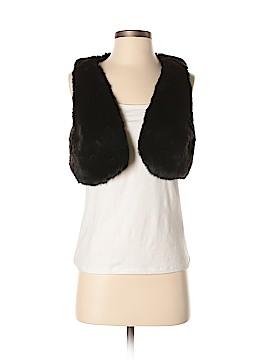 Kensie Faux Fur Vest Size S