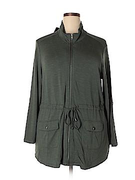 Cynthia Rowley for T.J. Maxx Jacket Size 2X (Plus)