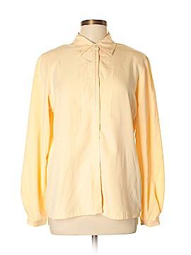 Koret Long Sleeve Button-Down Shirt Size 12