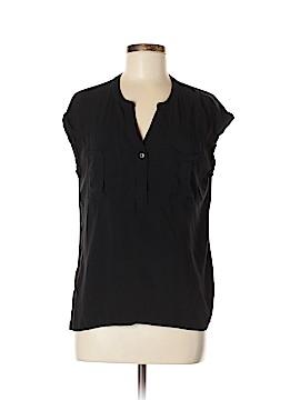 Merona Short Sleeve Blouse Size M