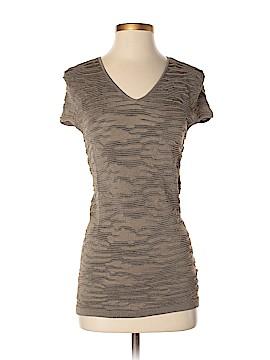 Jones New York Collection Short Sleeve Blouse Size S