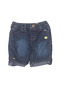 Apple Bottoms Denim Shorts Size 2T