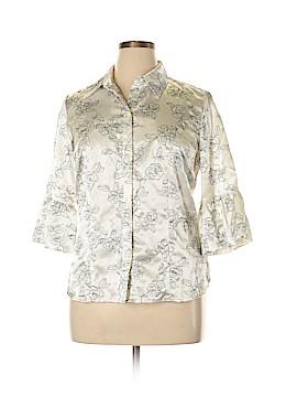 Style&Co 3/4 Sleeve Blouse Size 14