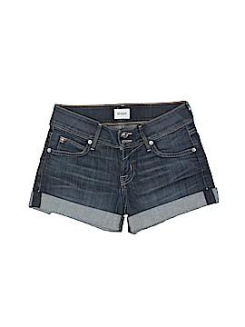Hudson Jeans Denim Shorts 25 Waist