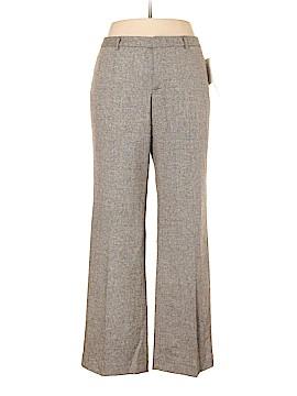 Nine West Wool Pants Size 16