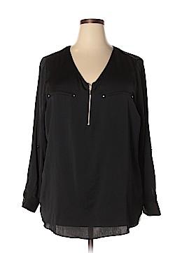Apt. 9 Long Sleeve Blouse Size 2X (Plus)
