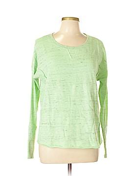 Kensie Sweatshirt Size 0X (Plus)