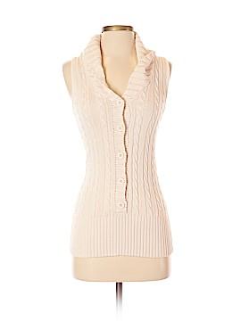Moda International Sleeveless Henley Size XS
