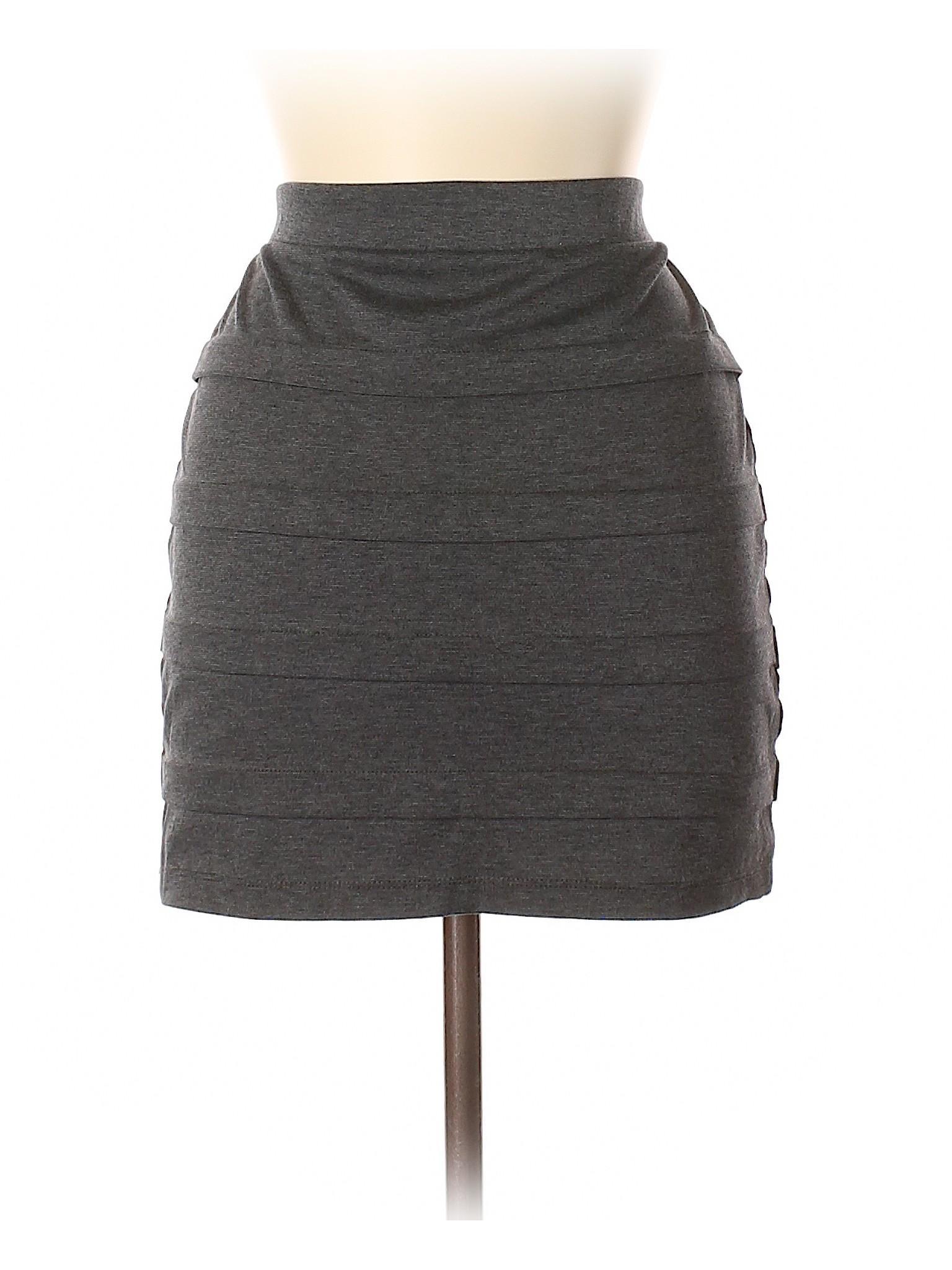 House Skirt Basic Leisure Casual winter Ewpfqf