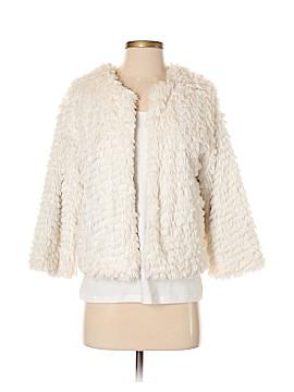 Kensie Faux Fur Jacket Size S