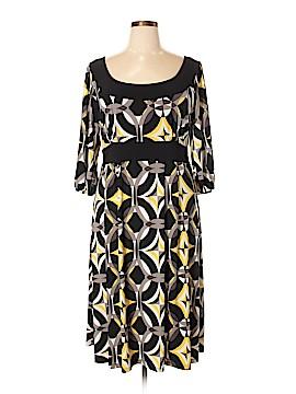 Bisou Bisou Casual Dress Size 20 (Plus)