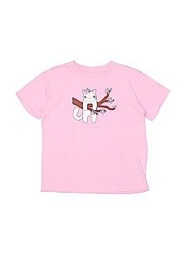 Rabbit Skins Short Sleeve T-Shirt Size 7