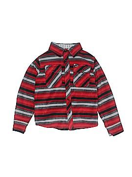 Tony Hawk Fleece Jacket Size 8