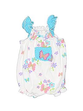 Baby Okie Dokie Short Sleeve Onesie Size 0-3 mo