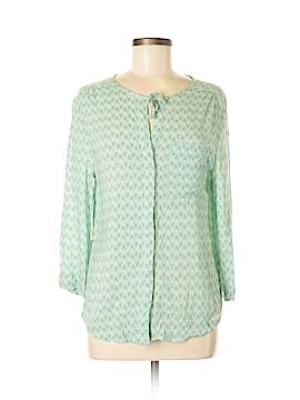 Carole Little 3/4 Sleeve Blouse Size M