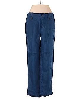 J. Crew Linen Pants Size 0