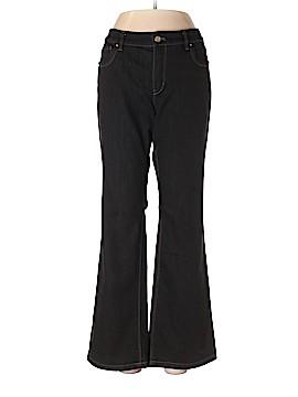 White House Black Market Jeans Size 12 SHORT