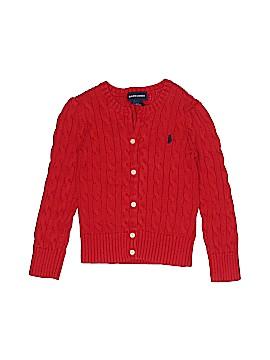 Ralph Lauren Cardigan Size 5