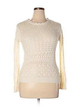 Mak B. by Mak Pullover Sweater Size L