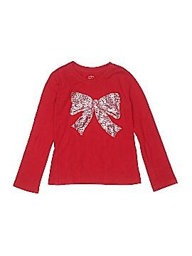 Faded Glory Long Sleeve T-Shirt Size 4 - 5