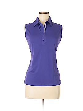 Play Dry Sleeveless Polo Size M