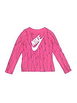 Nike Long Sleeve T-Shirt Size S (Youth)