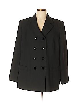 Le Suit Blazer Size 14W