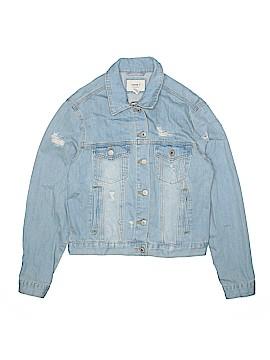Forever 21 Denim Jacket Size M