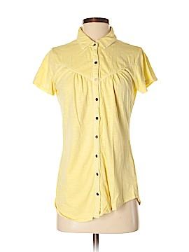 Ruff Hewn Short Sleeve Button-Down Shirt Size S