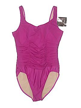 Shape FX One Piece Swimsuit Size 18 (Plus)