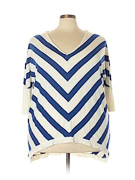 Jessica London Pullover Sweater Size 18 (Plus)