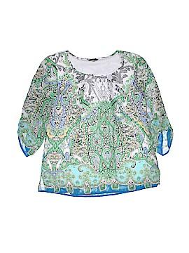 Milano 3/4 Sleeve Blouse Size S