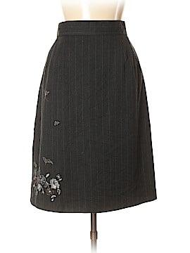 HB Sport by Harve Benard Wool Skirt Size 14