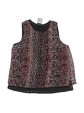 Target Short Sleeve Blouse Size XL