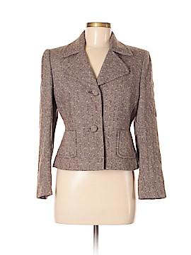 NIPON BOUTIQUE Wool Blazer Size 6 (Petite)