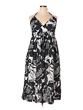 A.n.a Casual Dress Size 1X (Plus)