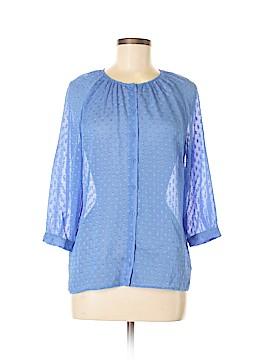 Apt. 9 3/4 Sleeve Blouse Size M (Petite)
