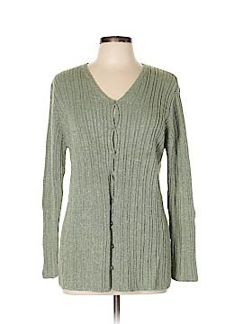 Nordstrom Silk Cardigan Size L