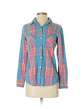 Nollie Long Sleeve Button-Down Shirt Size S