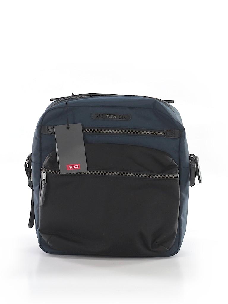 9b85c8002 Tumi Solid Navy Blue Crossbody Bag One Size - 58% off | thredUP